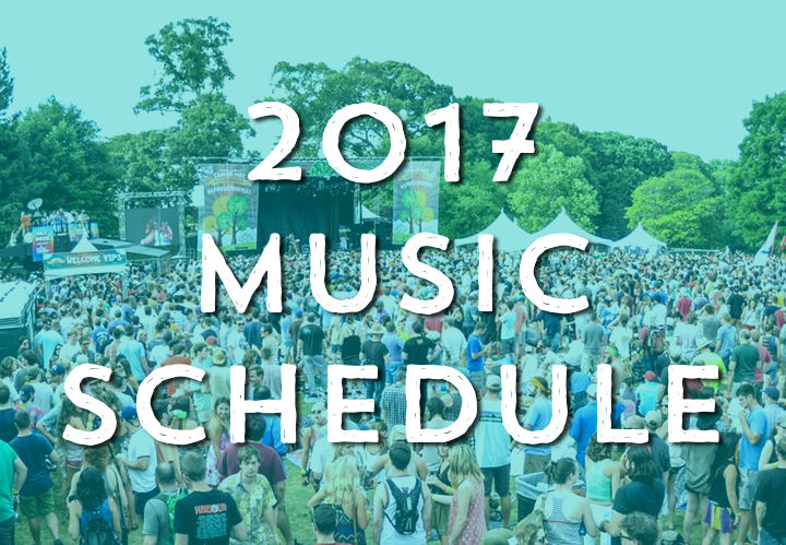 Schedule announce slider